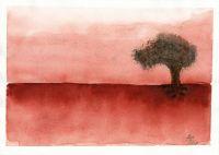 Brauner Baum