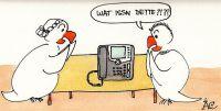 Die neue Telefonanlage