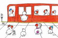U-Bahn Fahrer