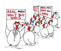 real men dont buy girls