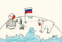 Anspruch auf Nordpol
